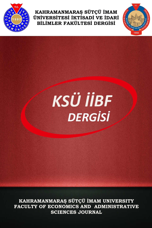 Kahramanmaraş Sütçü  İmam Üniversitesi İktisadi ve İdari Bilimler Fakültesi Dergisi
