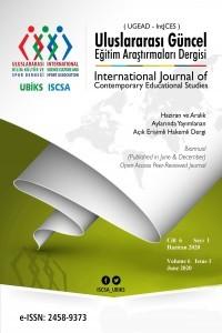 International Journal of Contemporary Educational Studies (IntJCES)